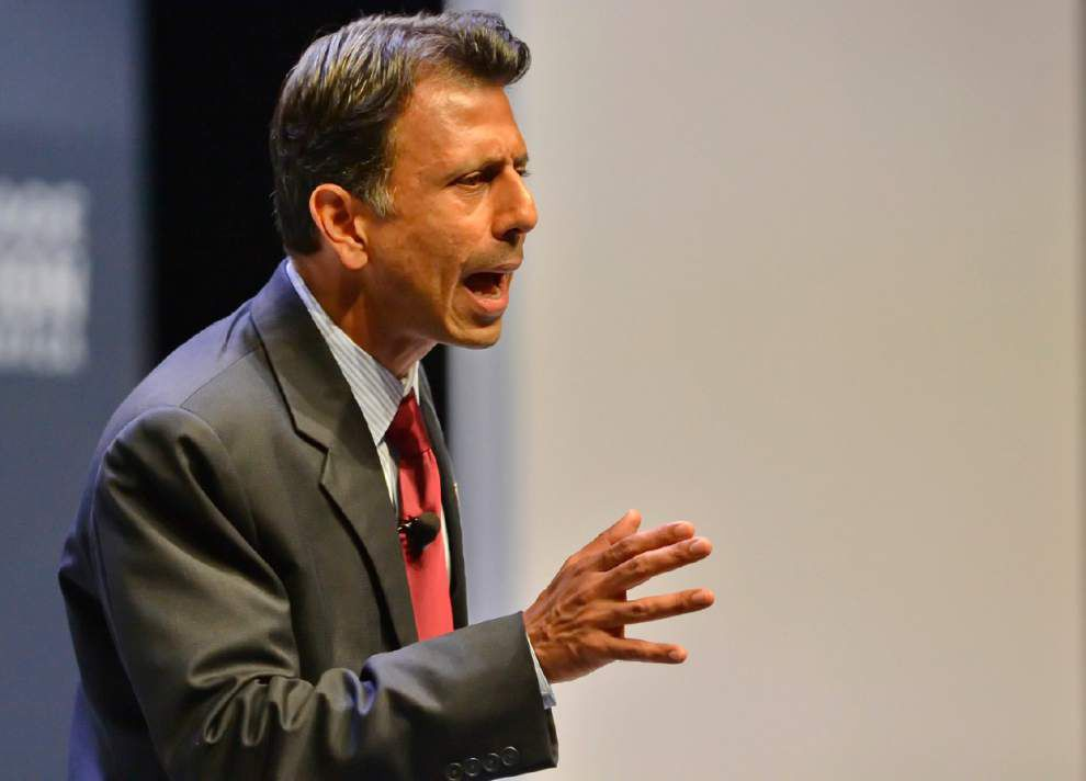 Bobby Jindal touts his tax plan: 'Starve Washington and feed the heartland' _lowres