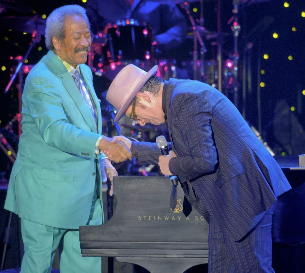 Keith Spera: Allen Toussaint's 'American Tunes' a fitting final statement _lowres