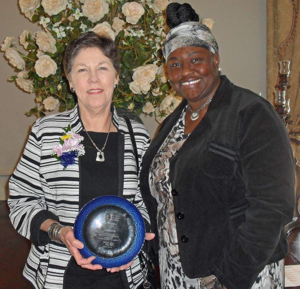CASA volunteer honored _lowres