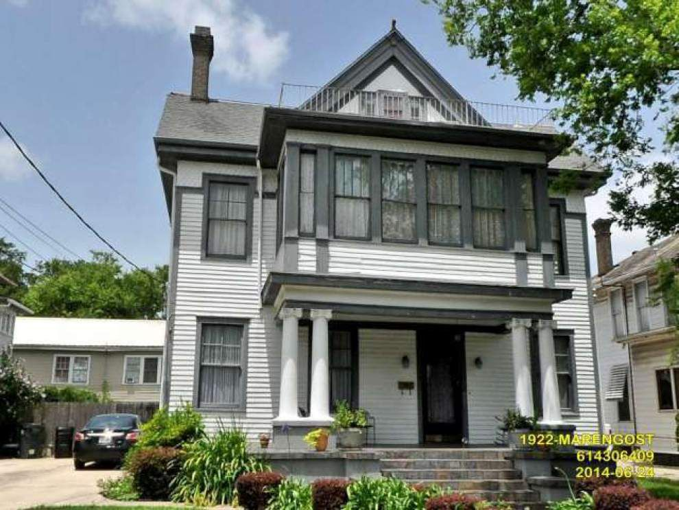 Former U.S. Rep. Bill Jefferson's home sells for $758,000, and other area political news _lowres