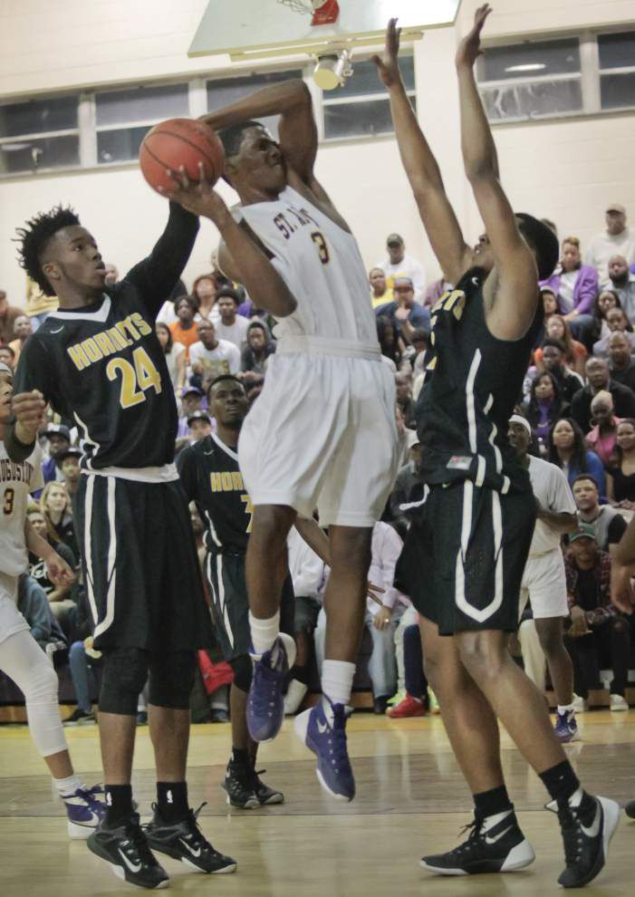 Scotlandville powers its way past St. Aug to get back to Top 28 tournament for seventh straight time _lowres