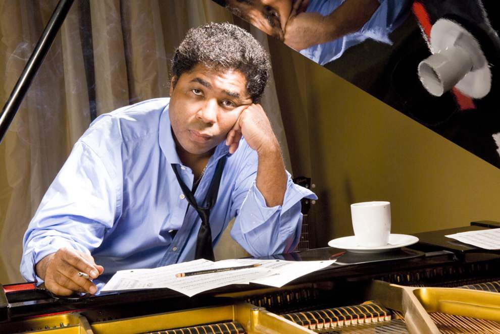 Musician, actor, author — Chris Thomas King flexes creative muscles _lowres