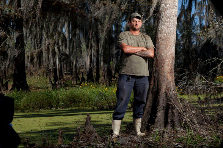 Randy Edwards Former Star Of Reality Show Swamp People Dies In