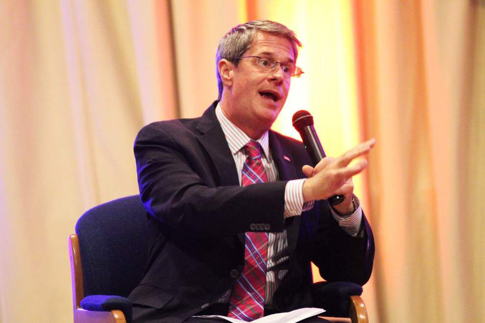 How David Vitter has gone from Louisiana GOP celebrity to running vs. establishment he helped create _lowres