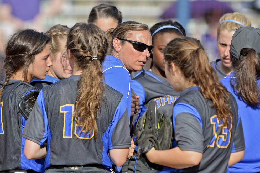 East Ascension softball team edges Dutchtown _lowres