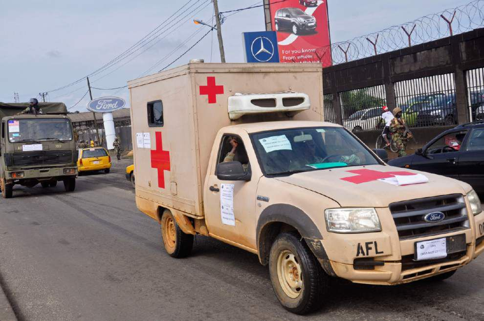 WHO says ebola moving faster than control efforts _lowres