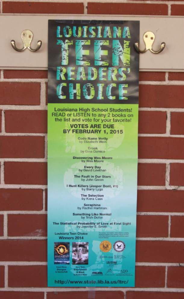 Grant aims to get teens revved up about reading _lowres