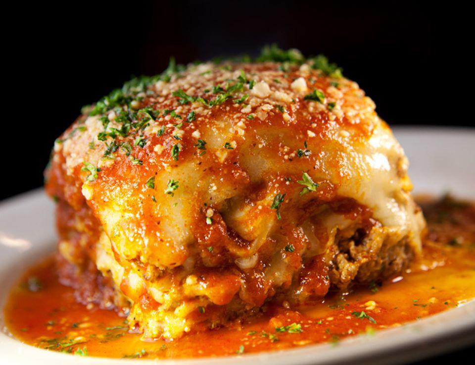 little village lasagna