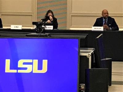 LSU Presidential Search