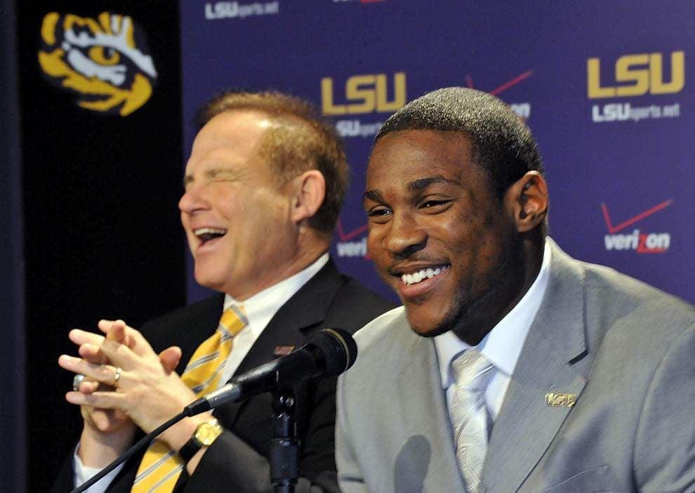 Big bucks: Ex-LSU star Patrick Peterson to donate historic $1M to LSU football program _lowres