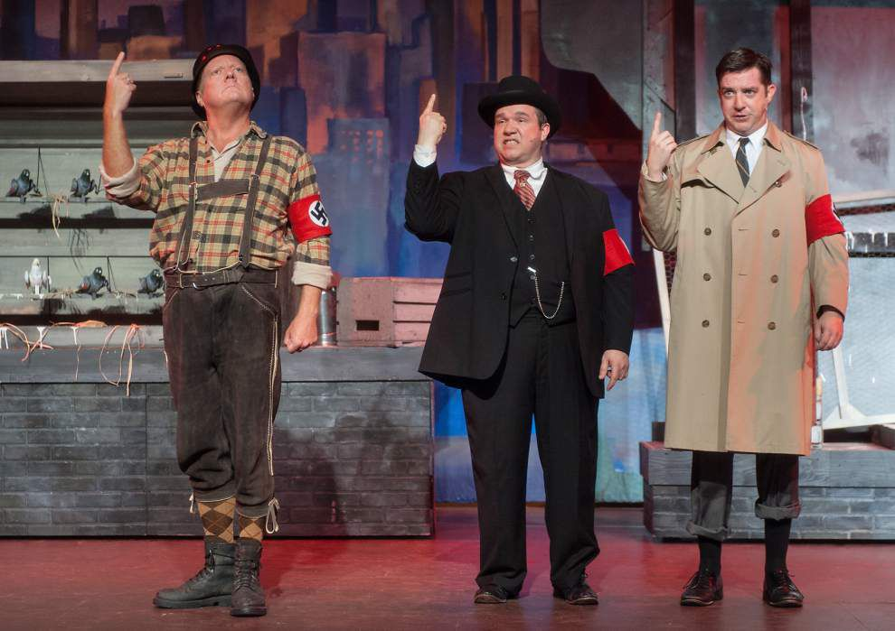 Rivertown presents hilarious, no-holds-barred production of 'The Producers' _lowres