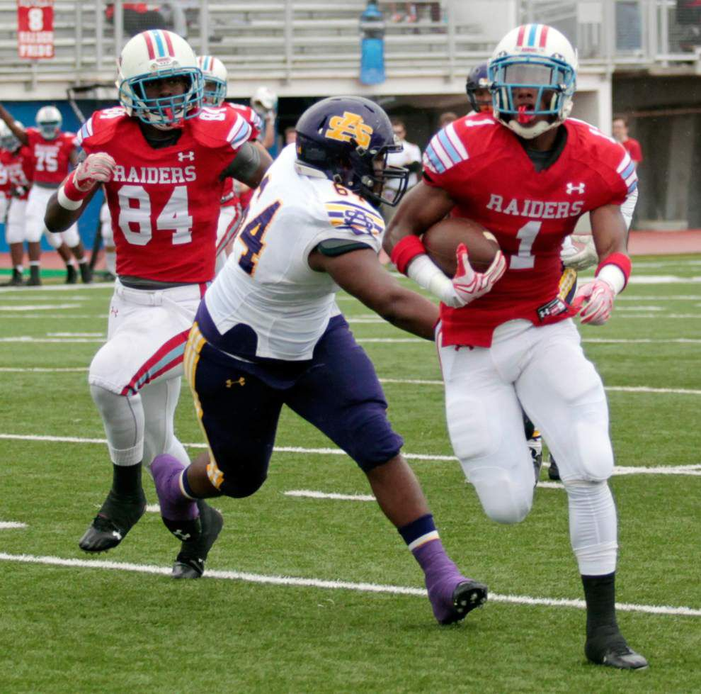 Rummel clinches Catholic League title with win over St. Augustine _lowres