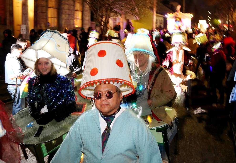 Photos: Krewe du Vieux rolled Saturday night with 'Triple X' theme _lowres