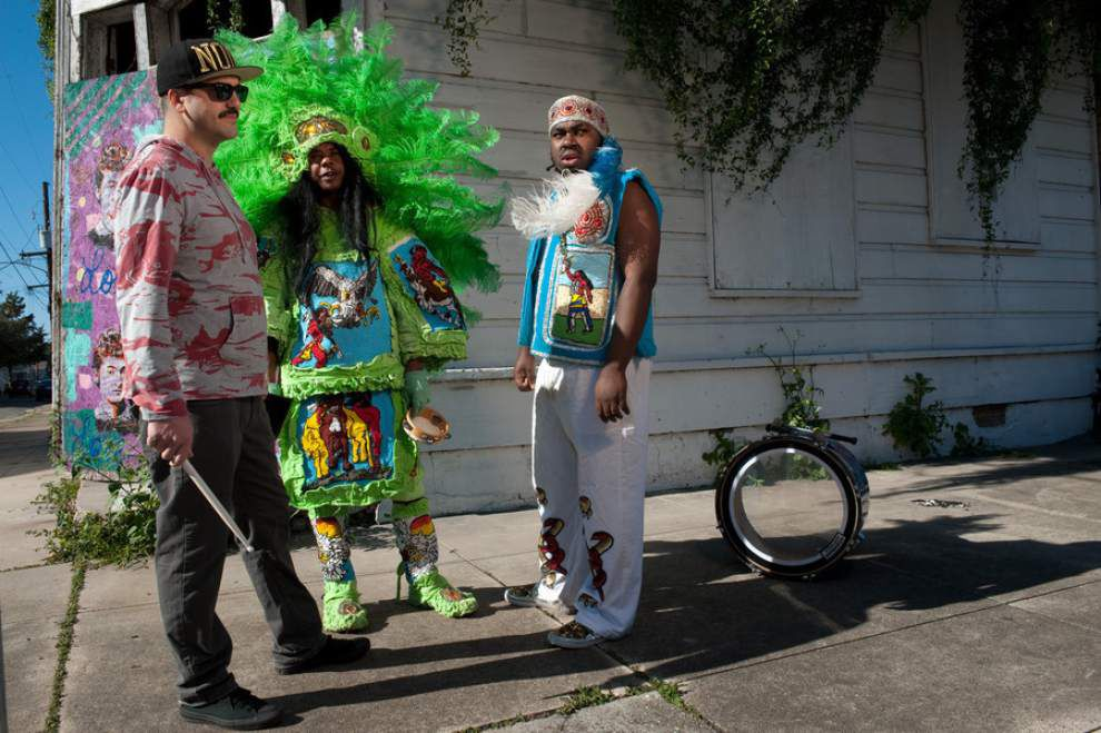Cha Wa joins great tradition of Mardi Gras Indians _lowres
