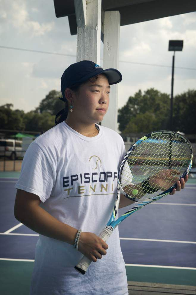 Episcopal's Erin Tsai is The Advocate's all-metro girls tennis MVP _lowres