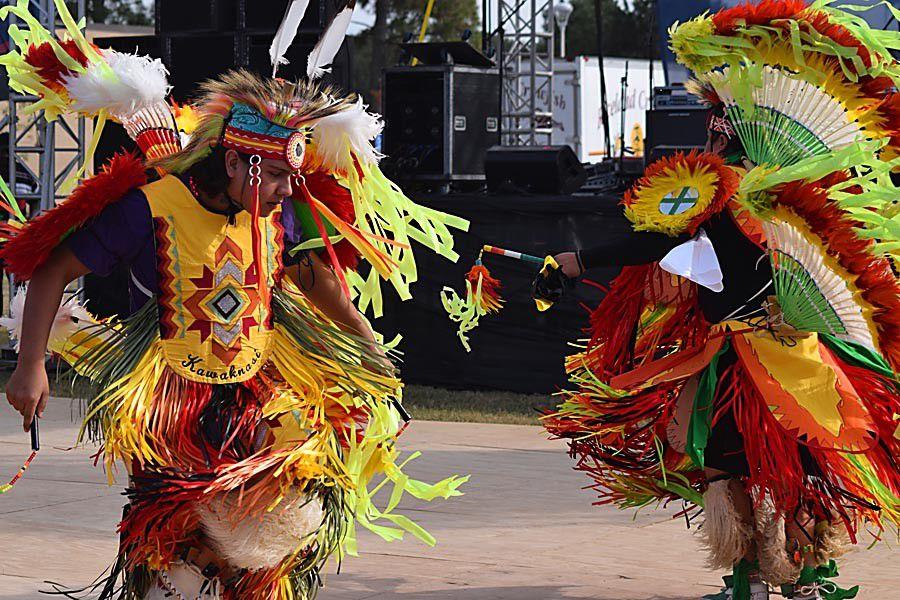 Attakapas Opelousas Prairie Tribe Festival (copy)