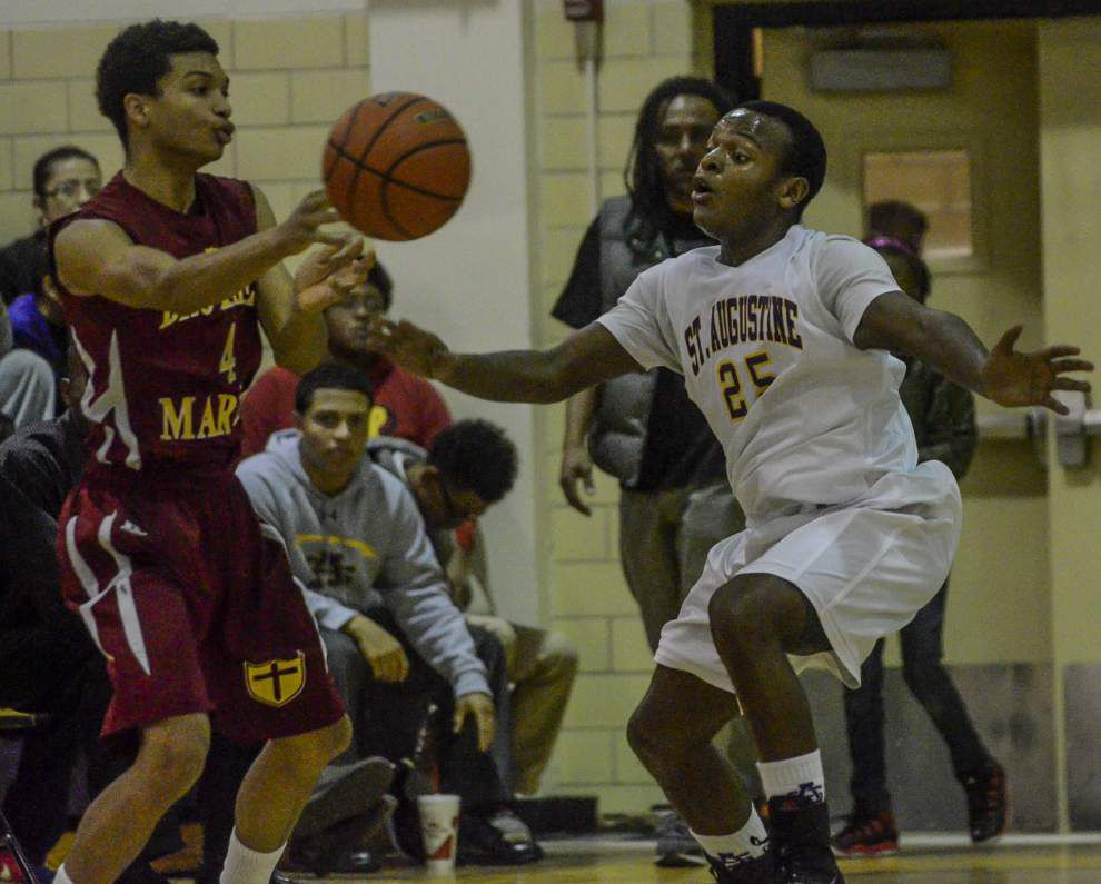 St. Augustine beats Brother Martin, takes control of Catholic League _lowres