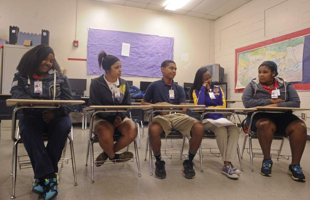 Spanish immersion students talk of future plans with new language skills _lowres