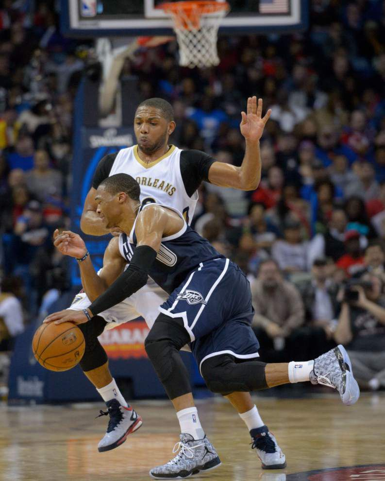 Russell Westbrook Thunders in win over New Orleans _lowres