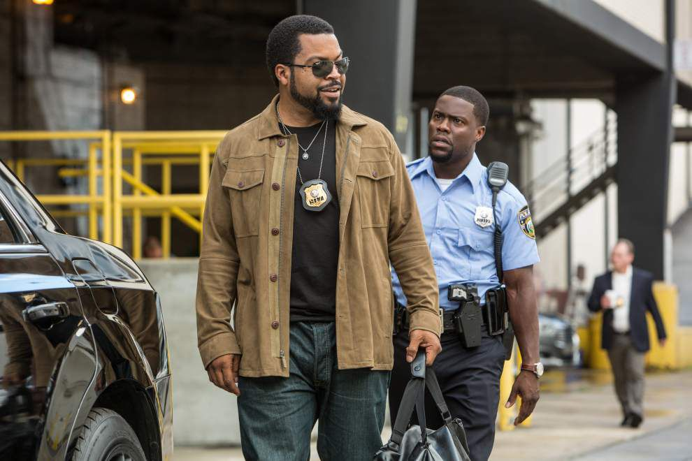 'Ride Along 2' is a fun little journey _lowres