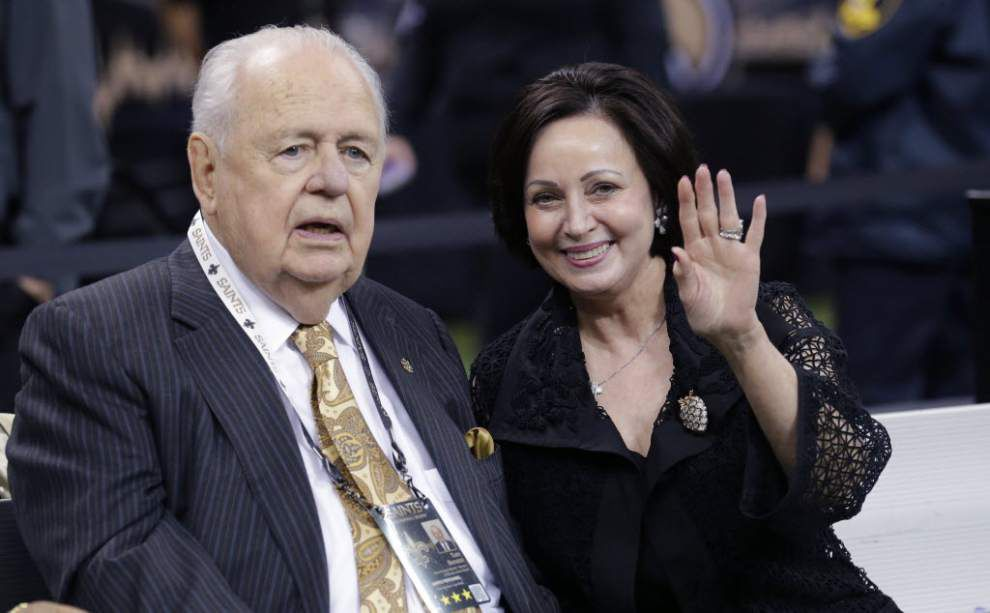 After Louisiana Supreme Court denies appeal of Saints owner Tom Benson's competency ruling, here's what's next in case _lowres
