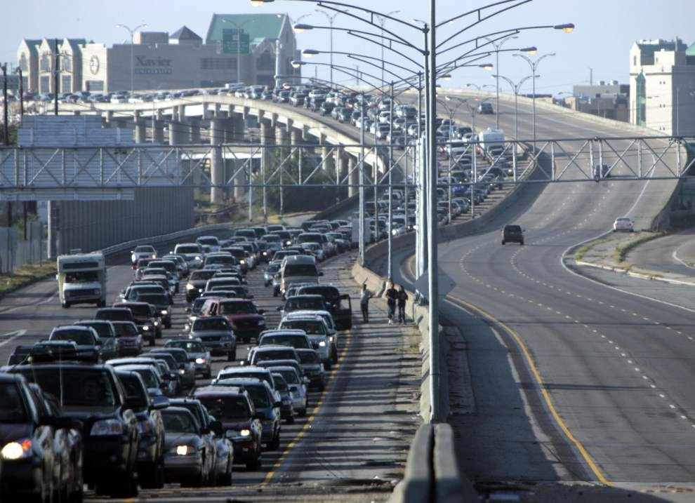 New Orleans, region much better prepared to evacuate after hard lessons of Katrina _lowres