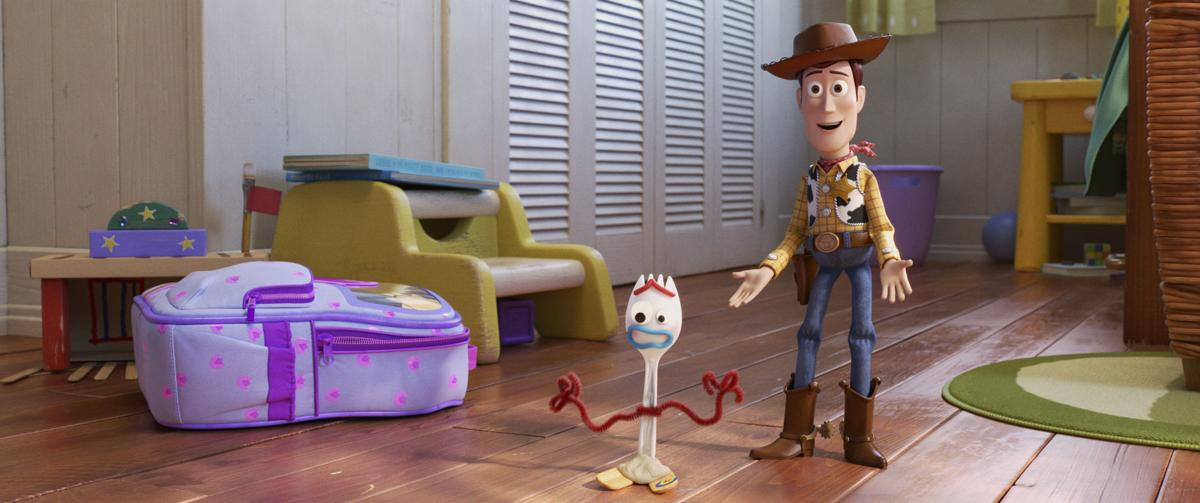 Film Review Toy Story 4