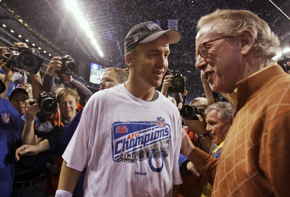 Archie Manning: For Peyton, time's right to explore future filled with possibilities _lowres