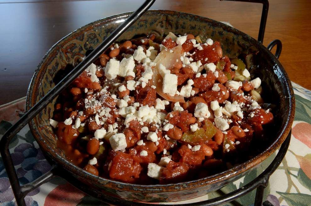 What A Crock!: Bean experiment - find your mix with veggies _lowres