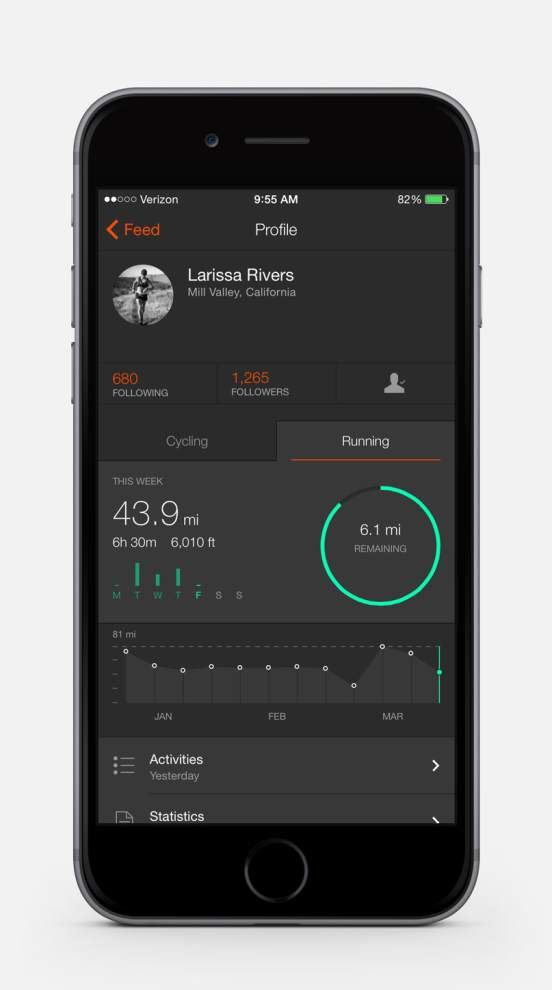 Counting on apps: Put your smartphone to work with your workout _lowres