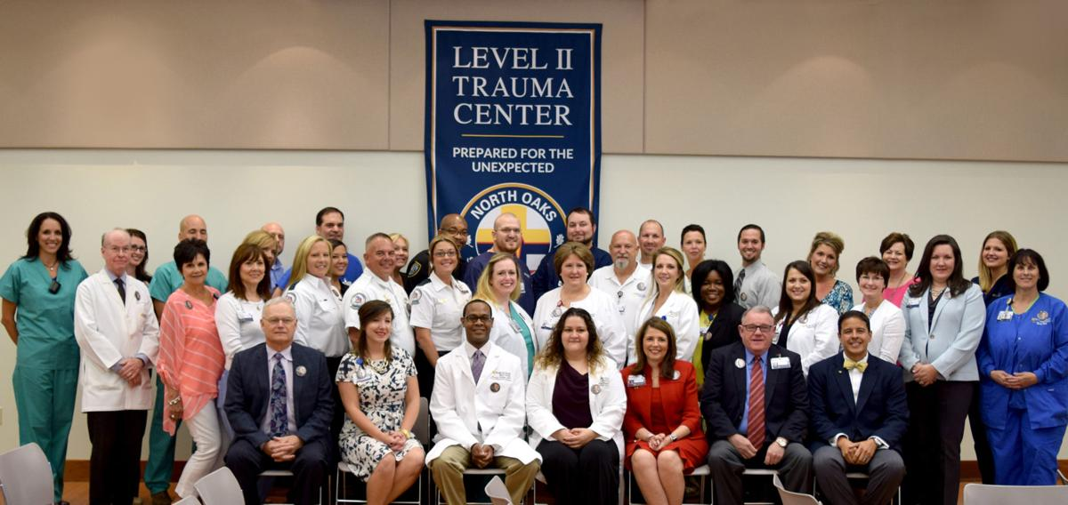North Oaks Medical Center achieves Level II Trauma Center ...
