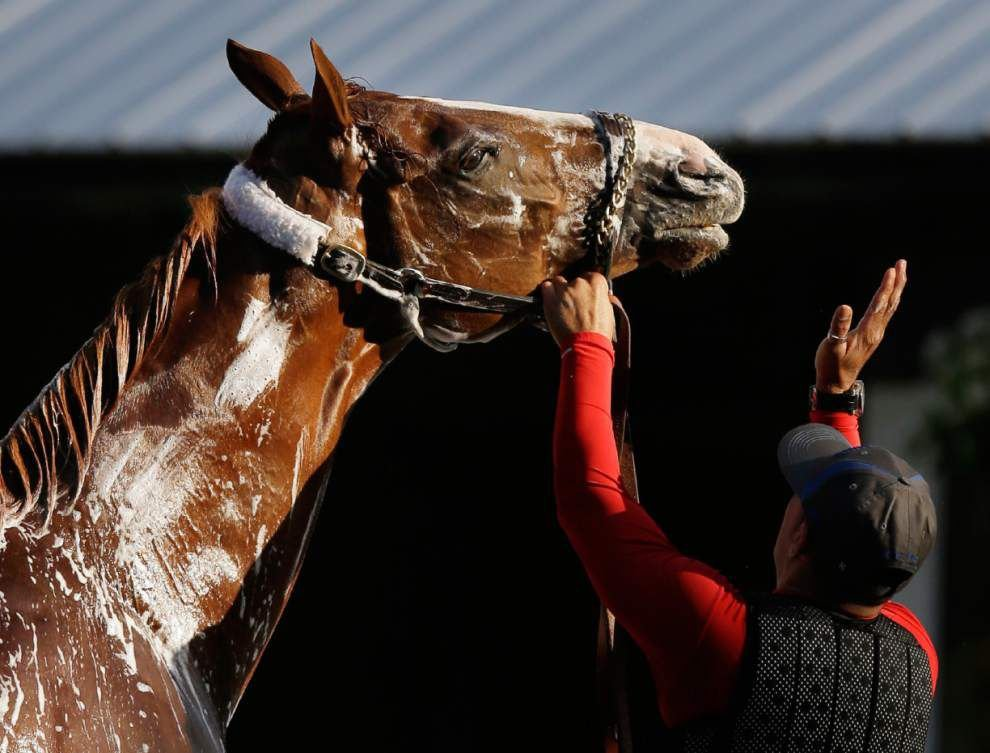 Beychok: Belmont's length means California Chrome isn't the one _lowres