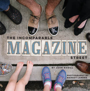 Incomparable Magazine St.