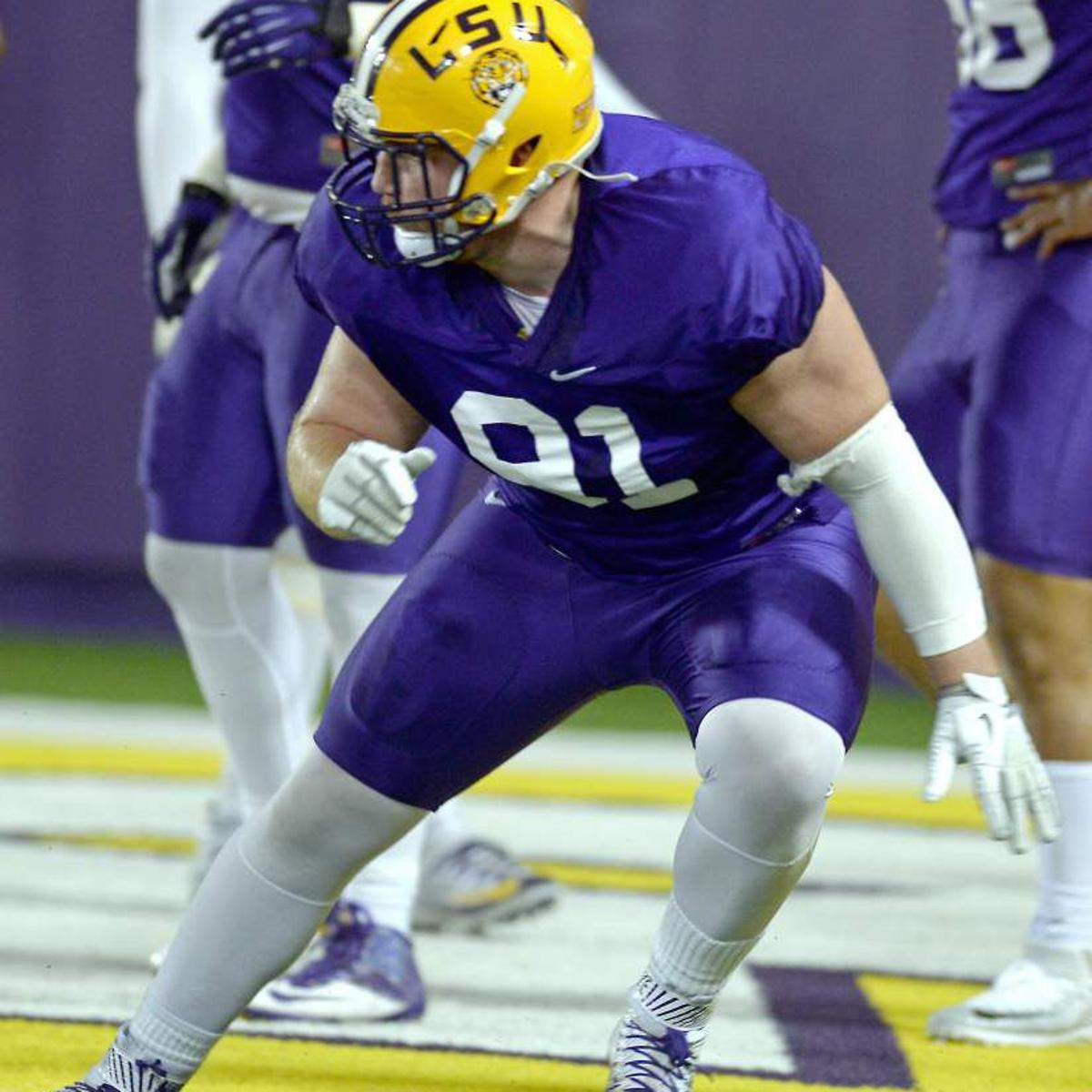 brand new 4e580 3bf0d All what you make of it': LSU swaps Davon Godchaux ...