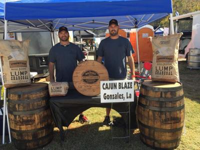 Gonzales team smokes the competition in BBQ Duel _lowres