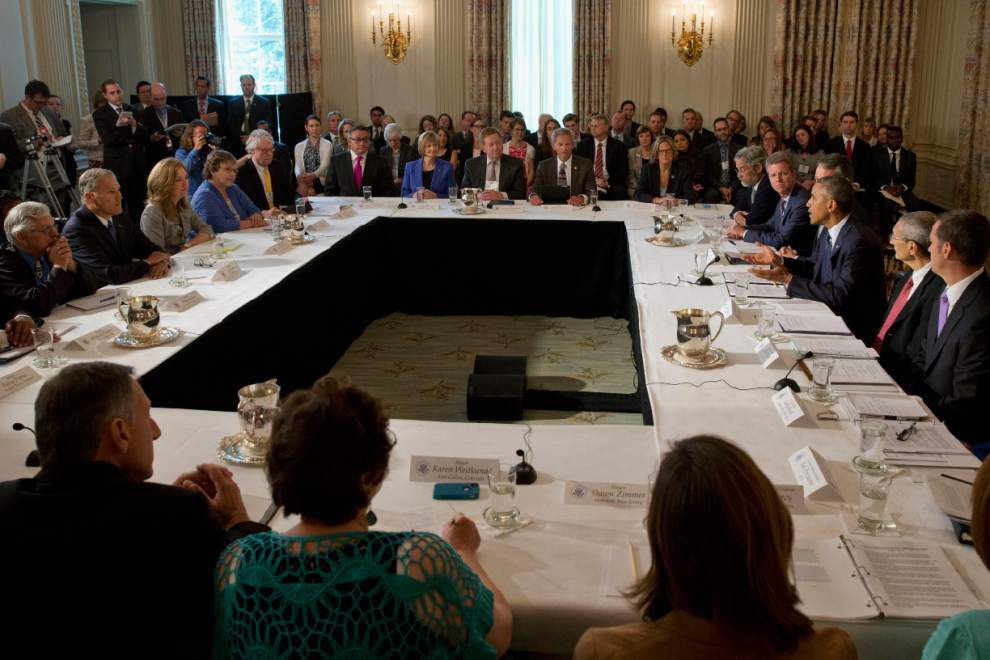 Obama: Climate change a direct threat to U.S. cities _lowres