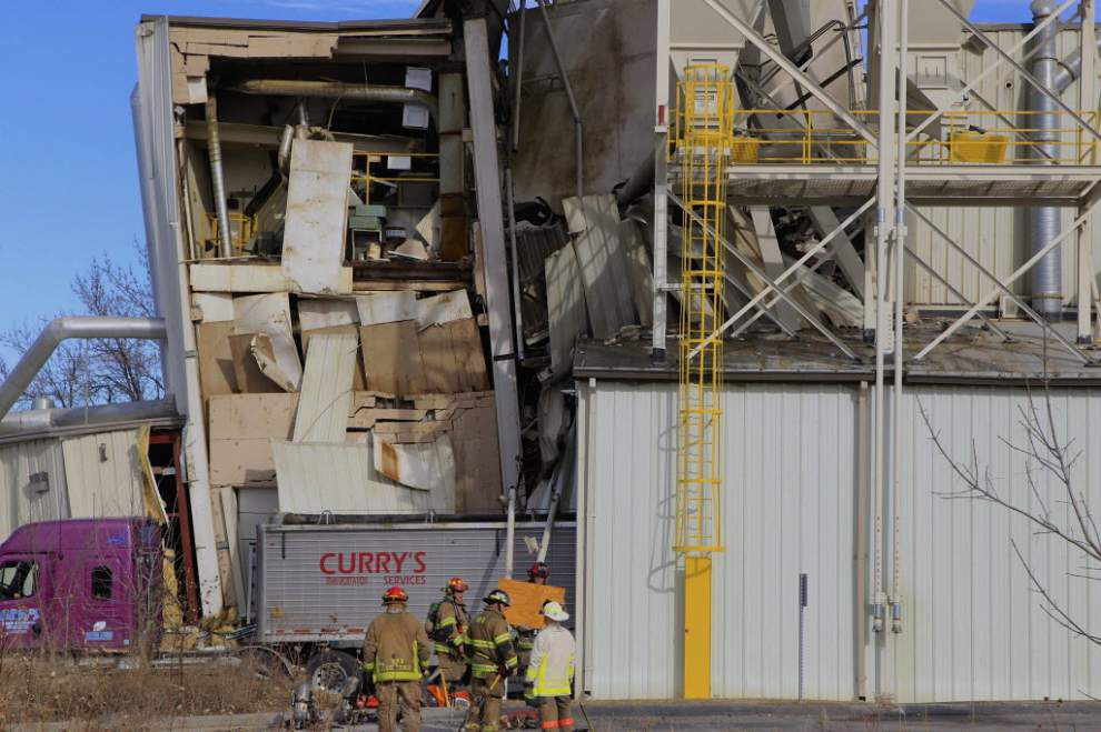Two deaths confirmed in Omaha plant explosion _lowres