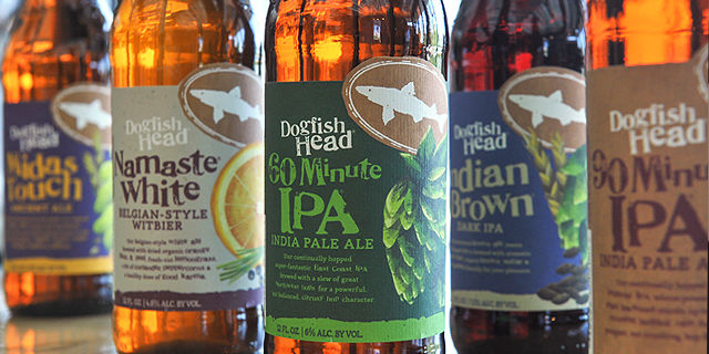Dogfish Head copy for Red
