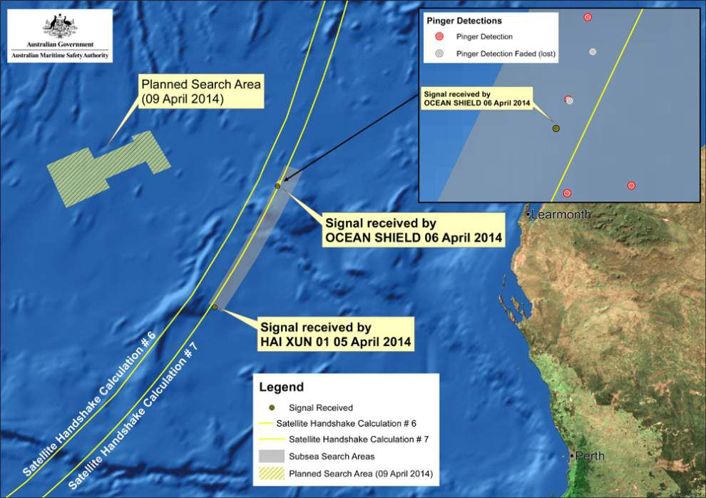 More 'pings' raise hopes Flight 370 will be found _lowres