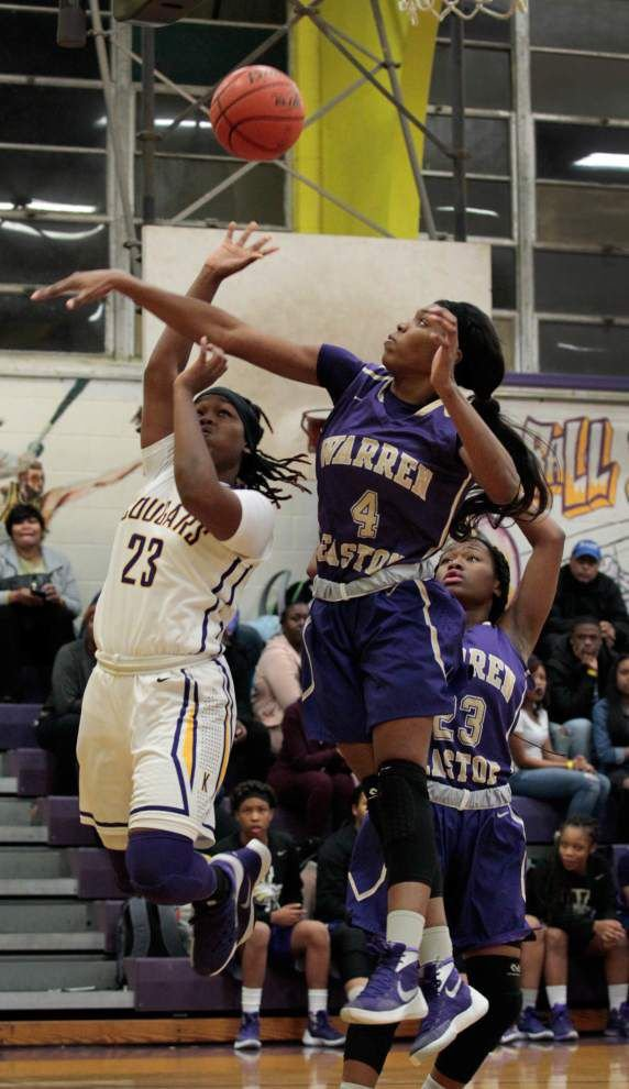 Rod Walker: Breaking down the girls basketball playoff bracket _lowres