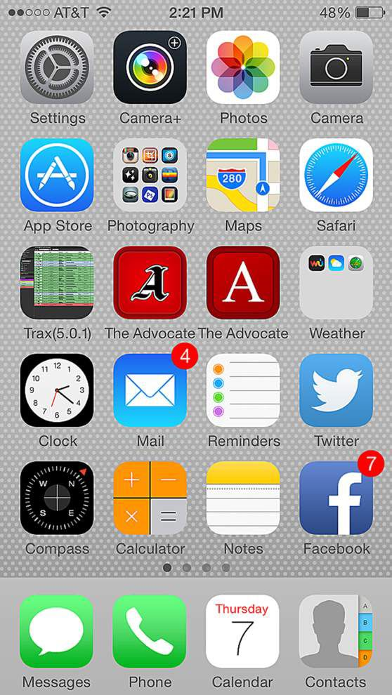 Ask The Advocate: There's an 'app' for what? _lowres