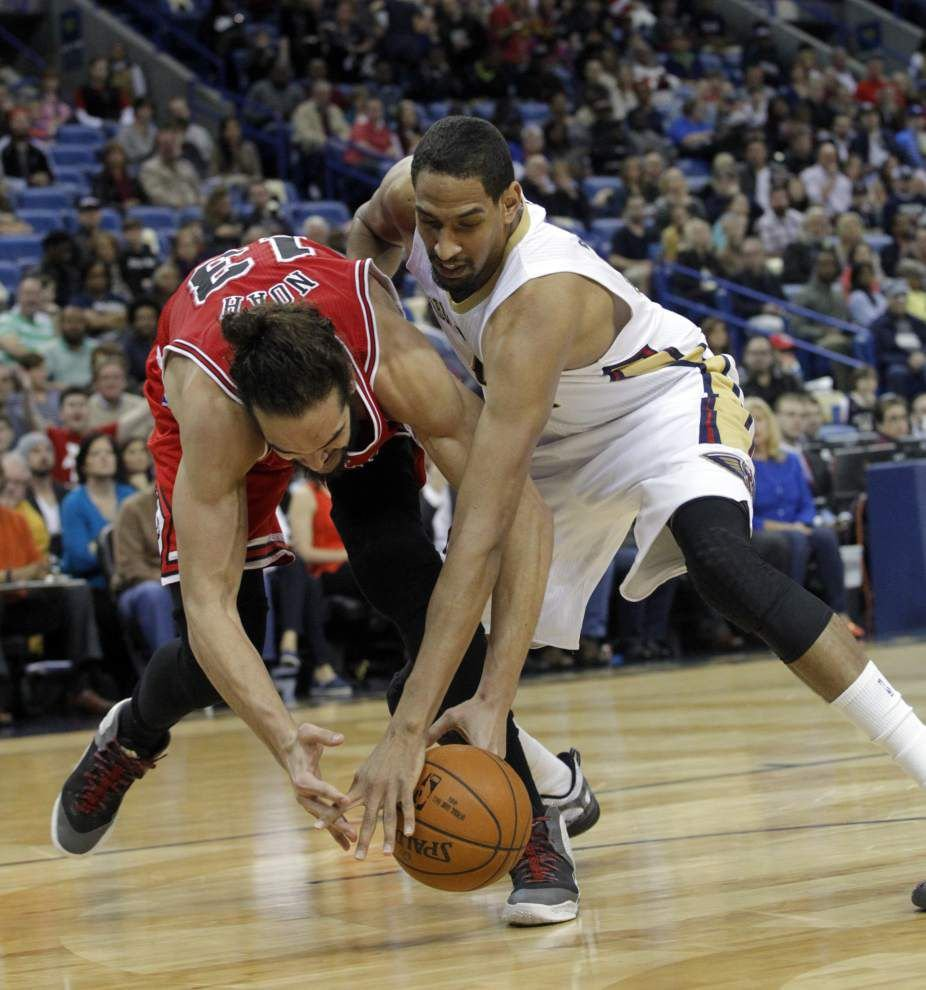 Pelicans focus on getting better _lowres