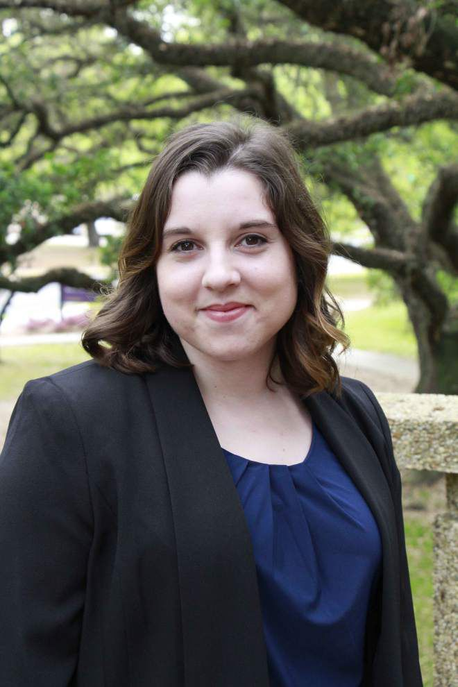 Gonzales native gets Truman Scholarship _lowres