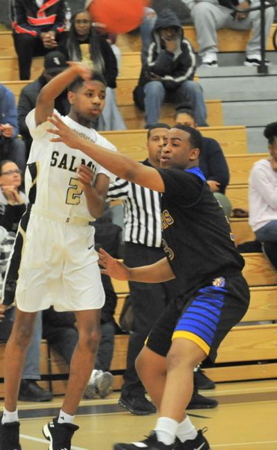 Jaden Williams (Salmen High Boys Basketball)