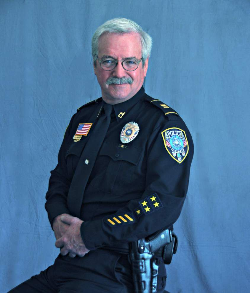 St. Tammany Sheriff-elect Randy Smith appoints interim Slidell police chief _lowres