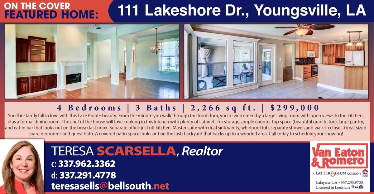 111 Lakeshore Dr., Youngsville, LA