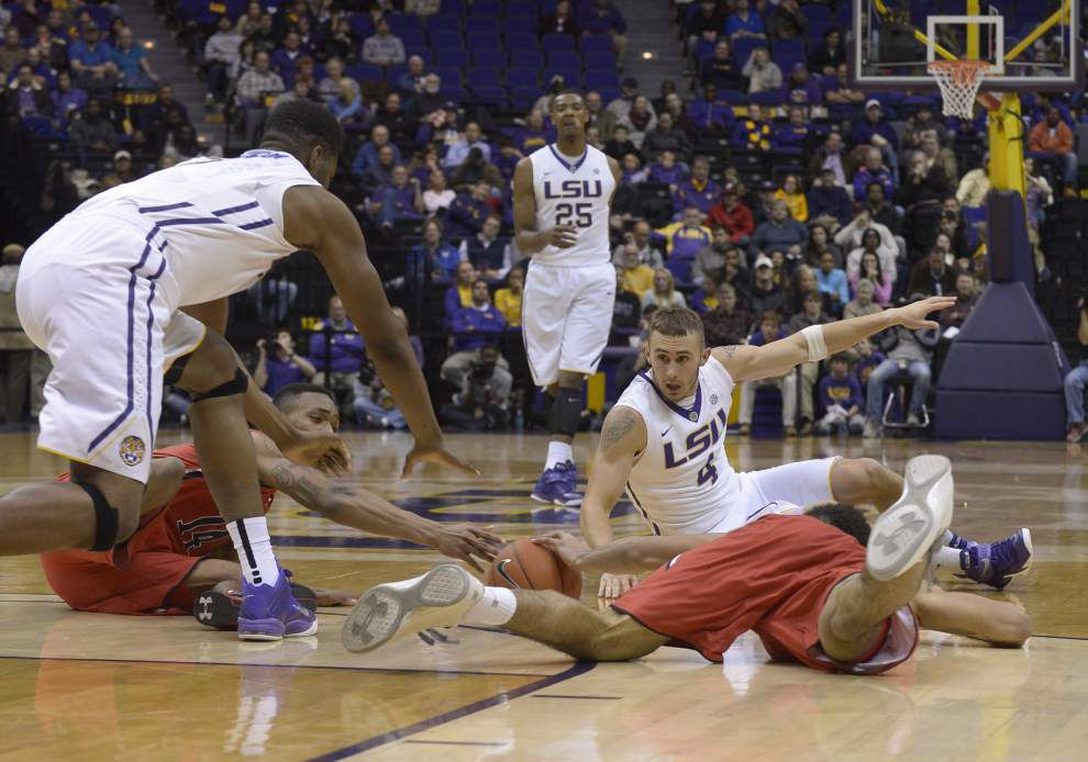 LSU basketball blog: Opening Tip -- LSU vs. Old Dominion _lowres