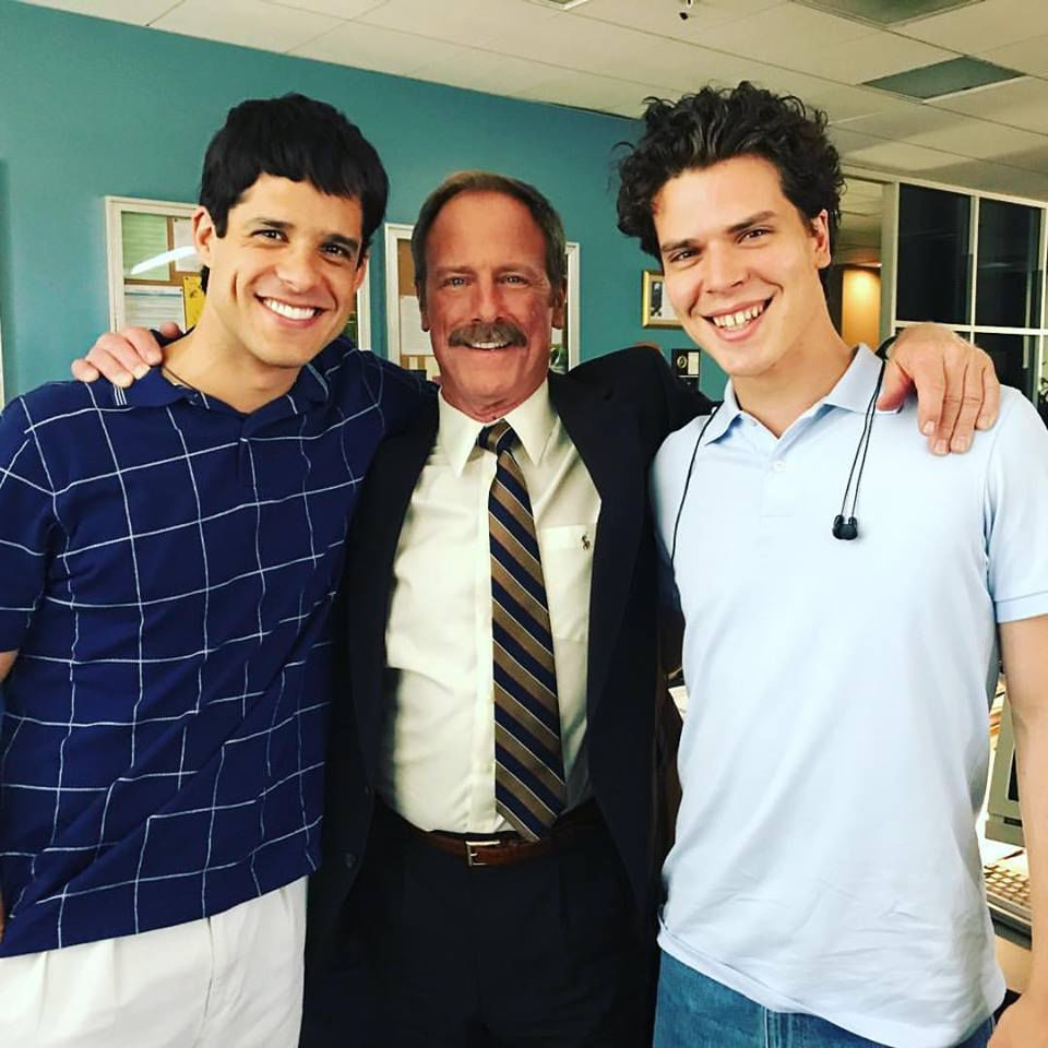 Menendez Brothers Murder Facts Law And Order True Crime: Louisiana Actor Guest-starring On 'Menendez Murders
