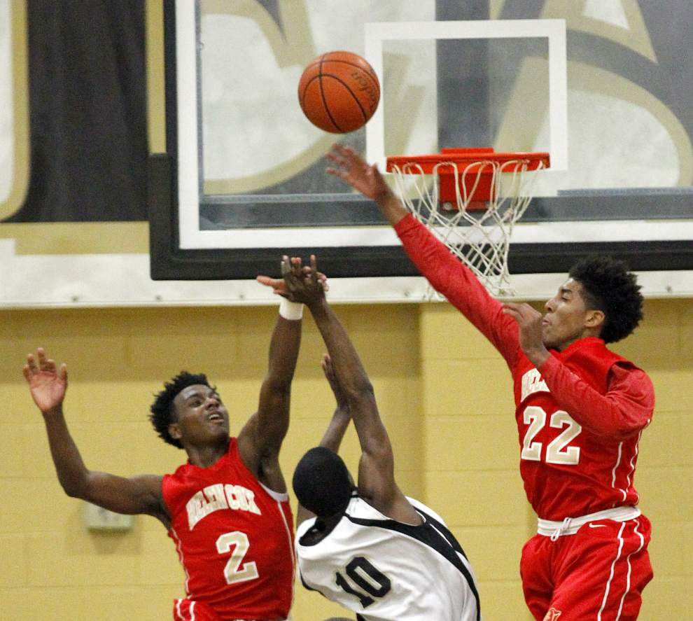 Helen Cox basketball player Roydell Brown commits to Louisiana-Lafayette _lowres