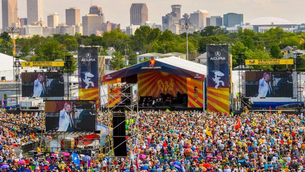 New Orleans Jazz Fest 2018 lineup: Live coverage of Tuesday's release